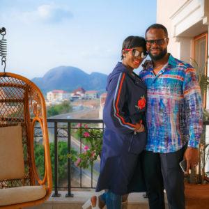 Issa Getaway! Stephanie Linus & Husband hosted in Abuja on 6th Wedding Anniversary 💕