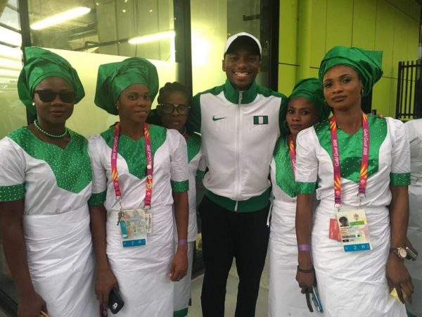 Nigeria flies Flag high at 2018 Commonwealth Games - BellaNaija