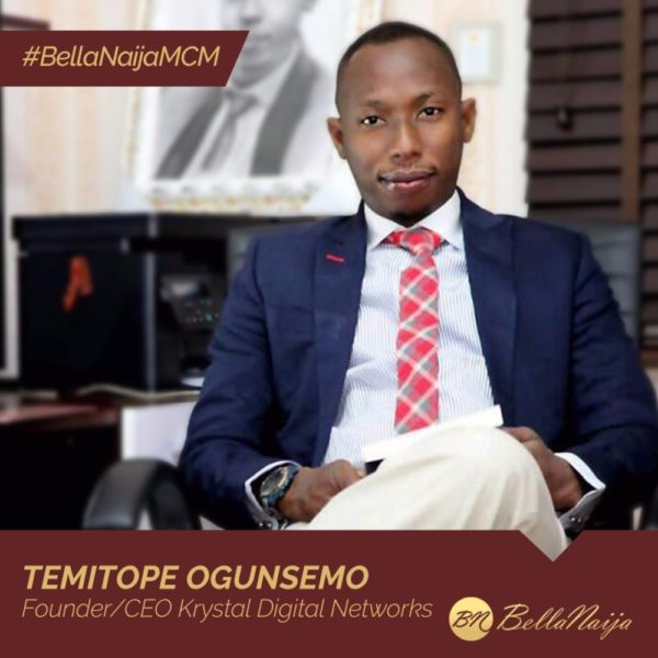 #BellaNaijaMCM Temitope Ogunsemo is Helping Public Schools in Nigeria go Digital  | BellaNaija