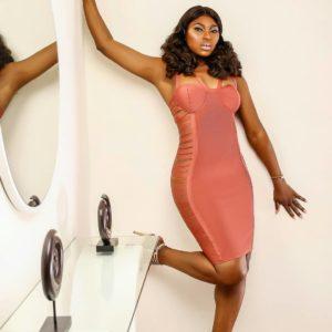 100 Shades of Ufuoma McDermott! Movie Star celebrates Wedding Anniversary with 🔥 New Photos