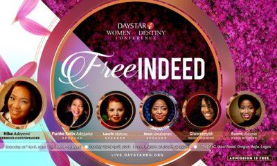 Daystar Women of Destiny Conference