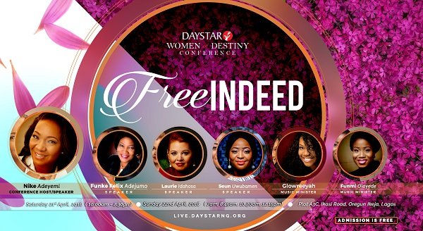 Daystar Women of Destiny Conference