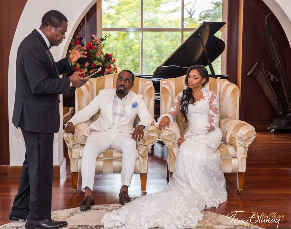 Bn exclusive xerona and dj caise three cord stand wedding ceremony how unique junglespirit Image collections