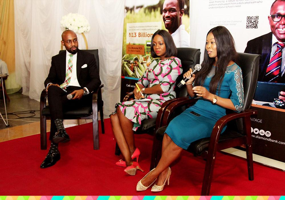 Diamond Bank hosts Inaugural Business Workshop in Celebration of Women's History Month