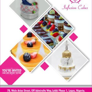 Infusion Cakes