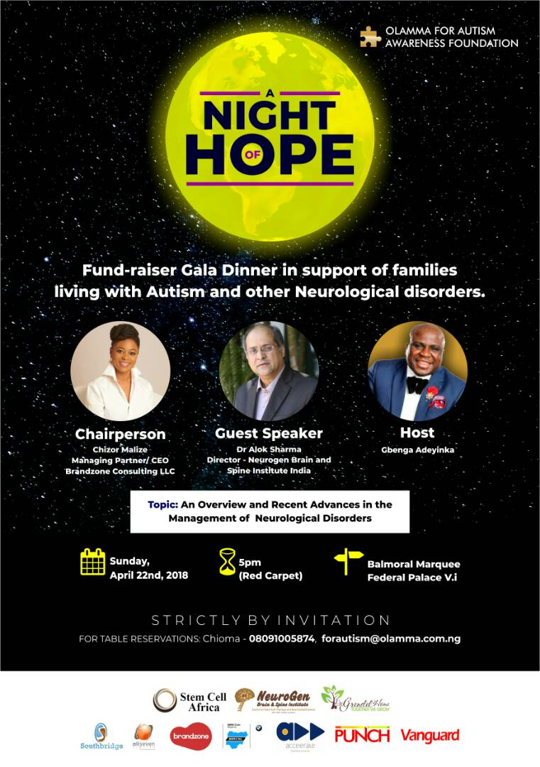 olamma night of hope