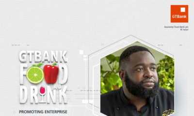 chef benedict gtbank food and drink