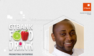 Chef Raphael GTBank Food and Drink Fair
