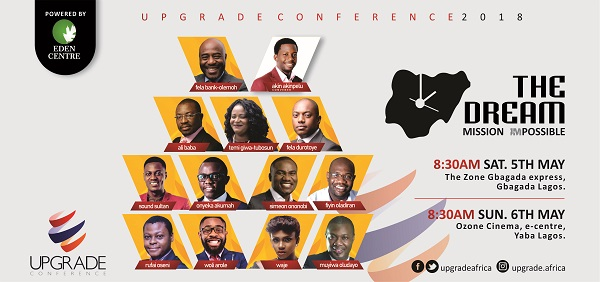 upgrade conference 2018