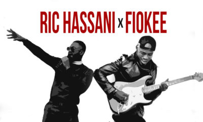 New Music: Ric Hassani x Fiokee - Sweetest Thing