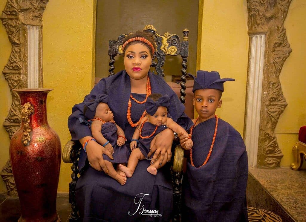 Alaafin Of Oyo's Young Wife Celebrates Her Birthday With Lovely Photos