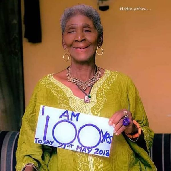 BN Sweet Spot: DJ Humility celebrates 100-Year-Old Grandmother | BellaNaija
