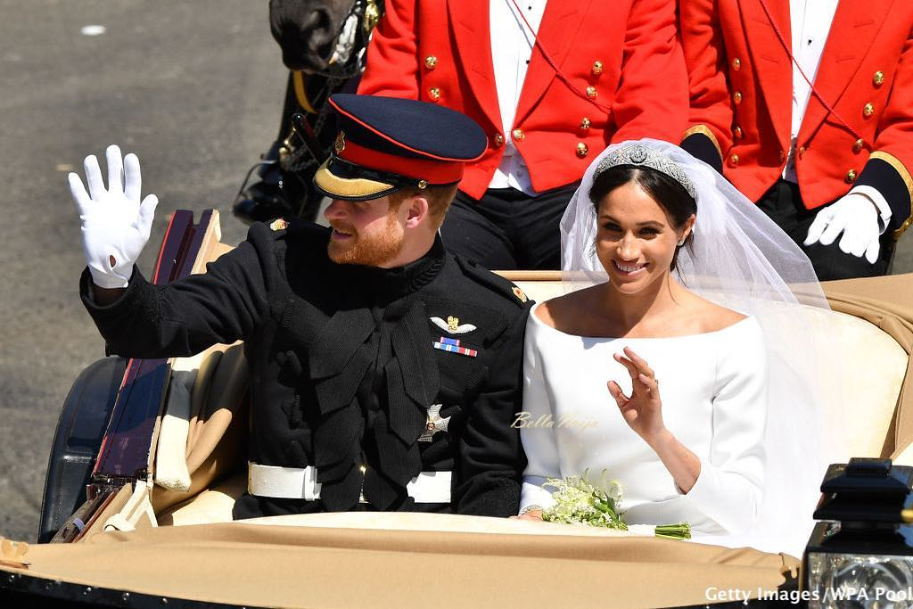 "Watching the #RoyalWedding was ""Emotional & Joyful"" - Meghan Markle's Dad Speaks"