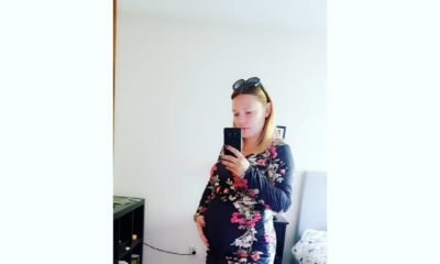 May D and wife Carolina are expecting a BABY!