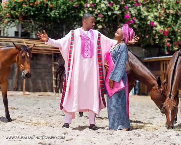 #BBNaija's Ifu Ennada & Leo's Lovely Pre-Wedding Inspired Shoot - Image ~ Naijabang