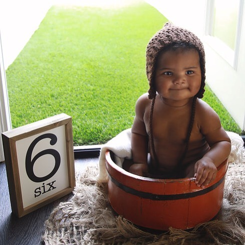 BN Sweet Spot: Eniko & Kevin Hart's son Kenzo is the Cutest thing at 6 Months | BellaNaija