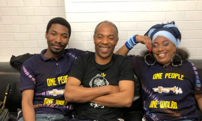 "Femi Kuti stages ""One People One World"" Concert in London and it was Hyper! ?"