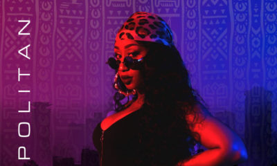 "Victoria Kimani releases New EP ""Afropolitan"" 