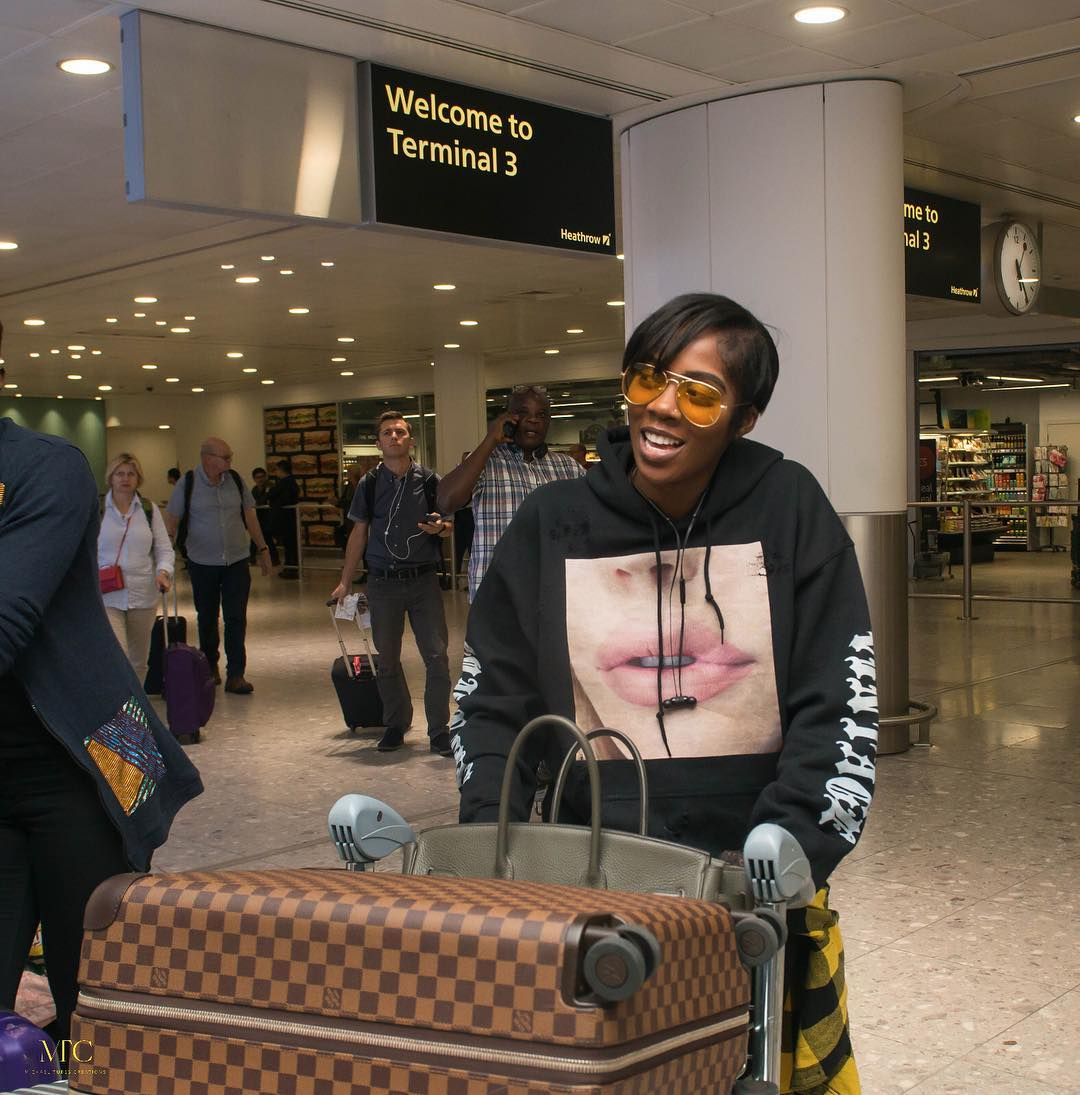 Tiwa Savage, Tekno, Awilo, touchdown London for Wizkid's Afrorepublik Festival