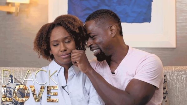 "Sterling K. Brown, Kirk Franklin & their wives feature in the 2nd Season of Oprah Winfrey Network's ""Black Love"" 