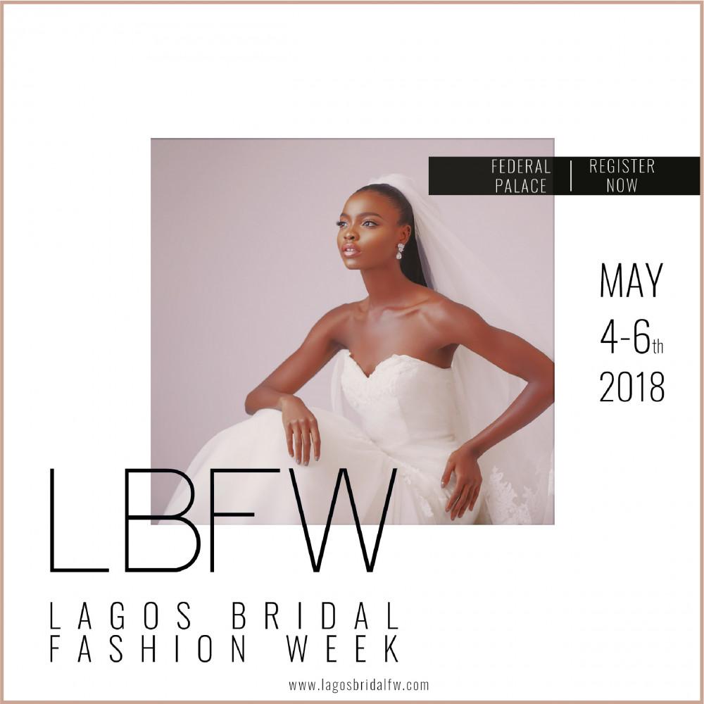 Lagos Bridal Fashion Week 2018