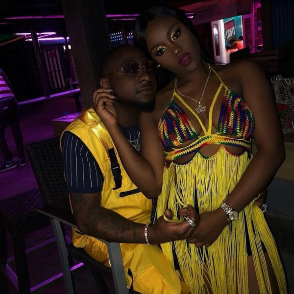 e931d8561 By now I m sure you have seen all the adorable photos and videos of Davido  and his new bae