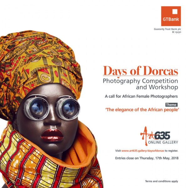GTBank Days of Dorcas Photography Competition