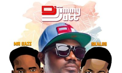 New Music: DJ Jimmy Jatt feat. Mr Eazi & Skales - Halima