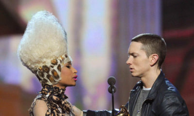 Did Nicki Minaj & Eminem just reveal they are dating?