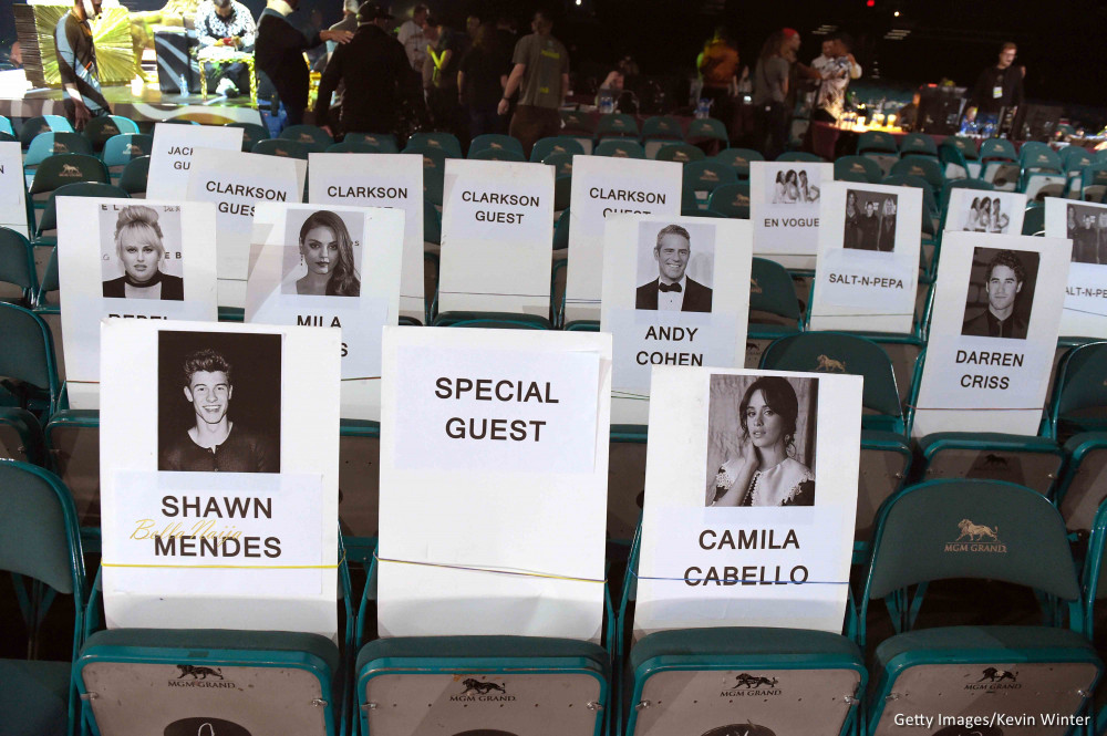 Who's Shawn Mendes' Special Guest? Check out how our favorite Stars will be Seated for the #BBMAs