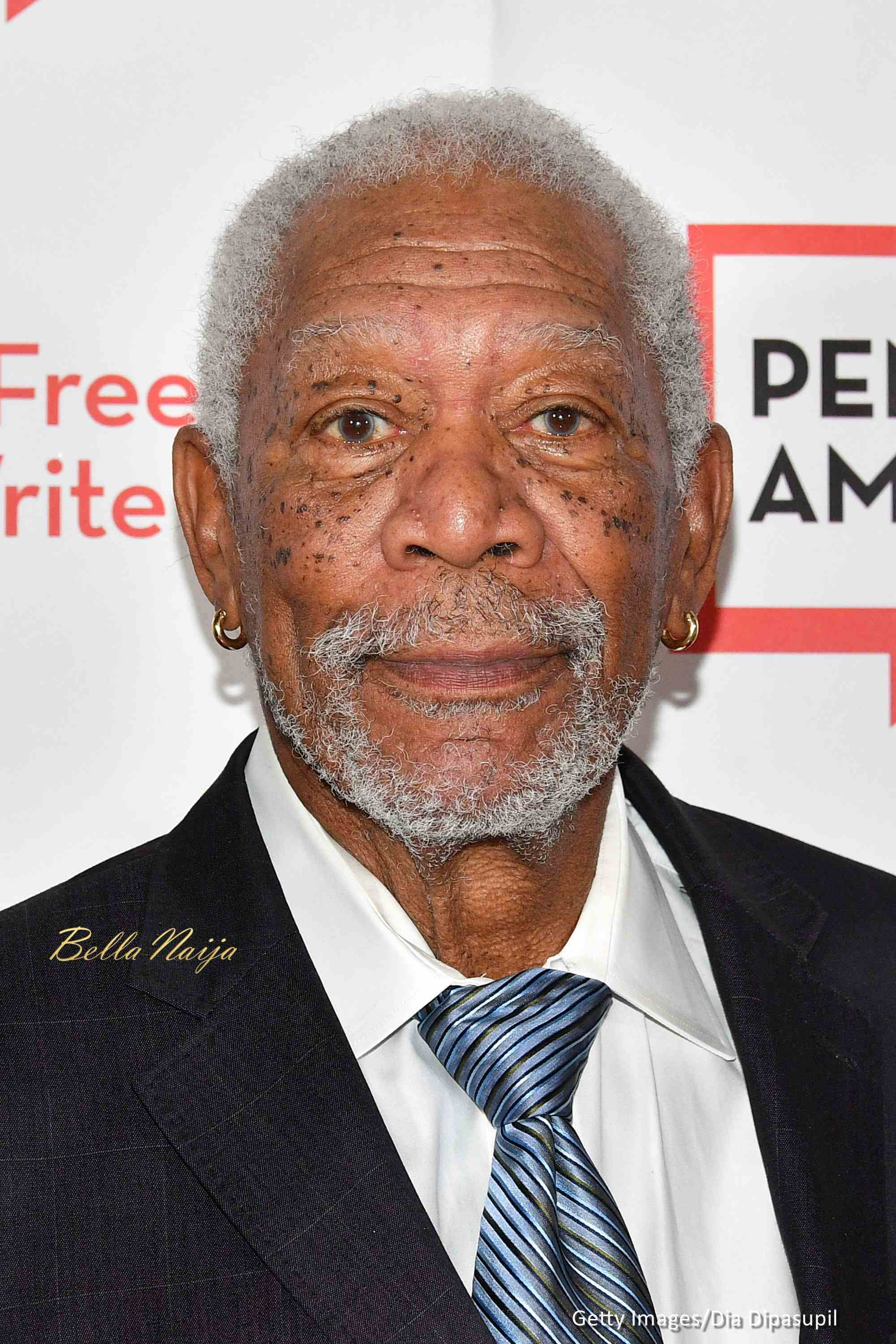 """Any suggestion that I did so is completely false"" - Morgan Freeman on Sexual Harassment Allegations"