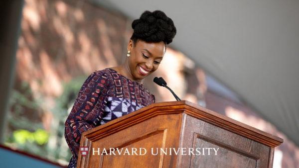 Chimamanda Ngozi Adichie talks Lies & Outrage Culture in Harvard Class of 2018 Address | BellaNaija