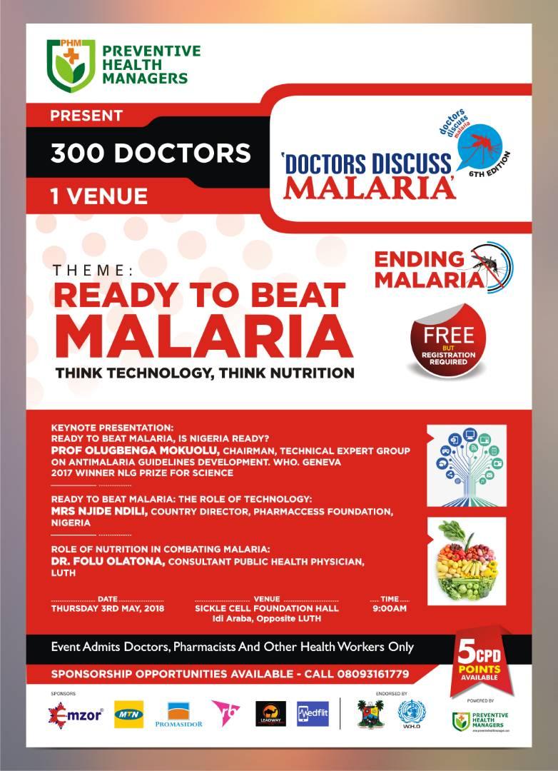 Preventive Health Managers malaria