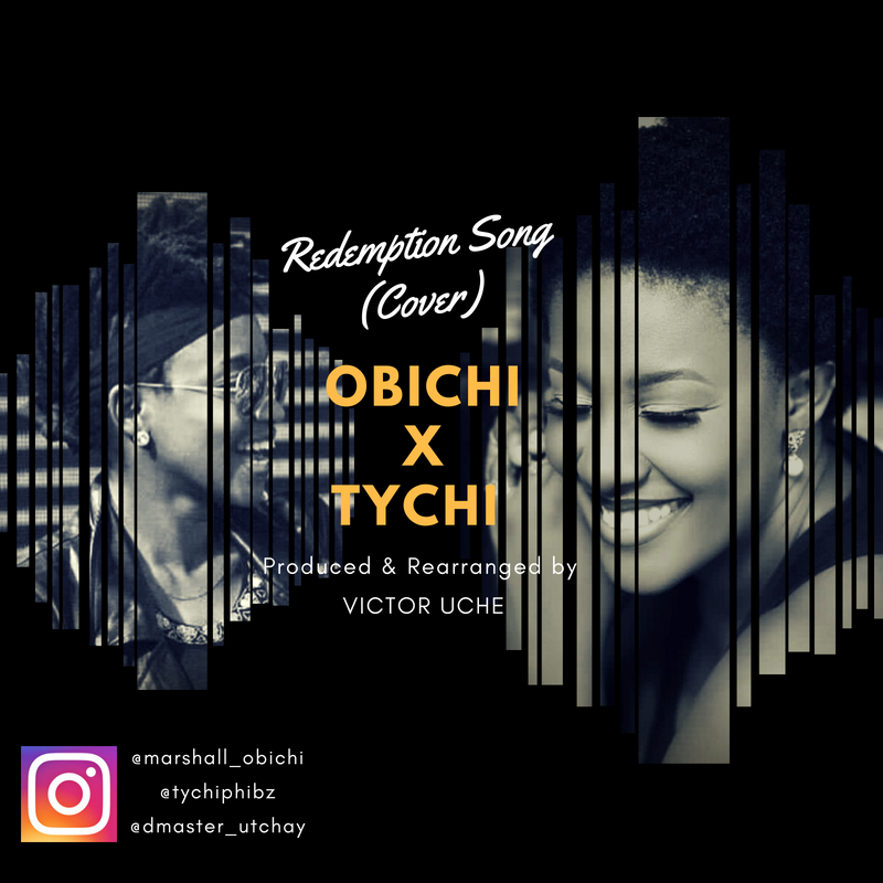 "The Voice Nigeria's Obichi teams up with Tychi for cover of ""Redemption Song"" 