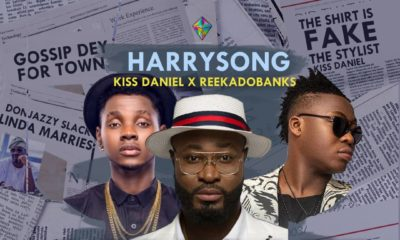 New Music: Harrysong feat. Reekado Banks & Kiss Daniel - Selense