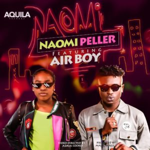 Naomi Peller releases Music Video for self-titled Single featuring Airboy | Watch on BN