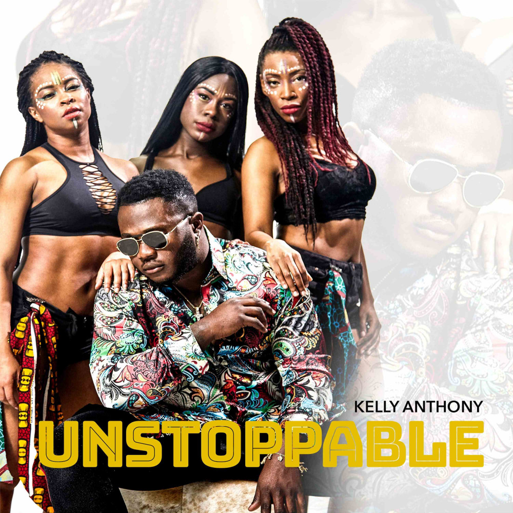 New Music + Video: Kelly Anthony - Unstoppable