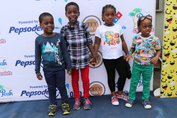 It was All Fun & Games as Pepsodent treated Kids to an Exciting Children's Day Celebration