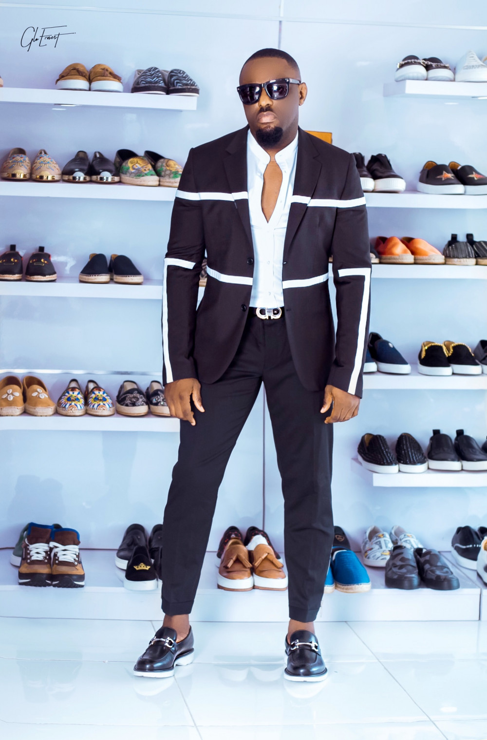 Jim Iyke Is The Dapper New Ambassador For Fashion Brand