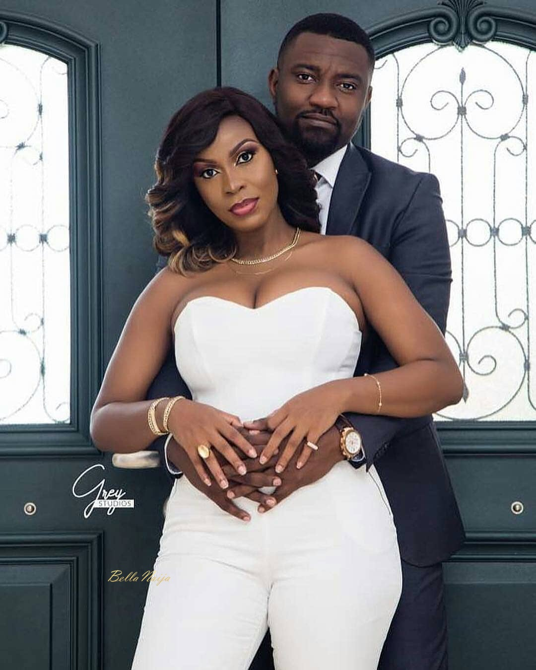 John Dumelo is Traditionally Marrying his Love Mawunya Today