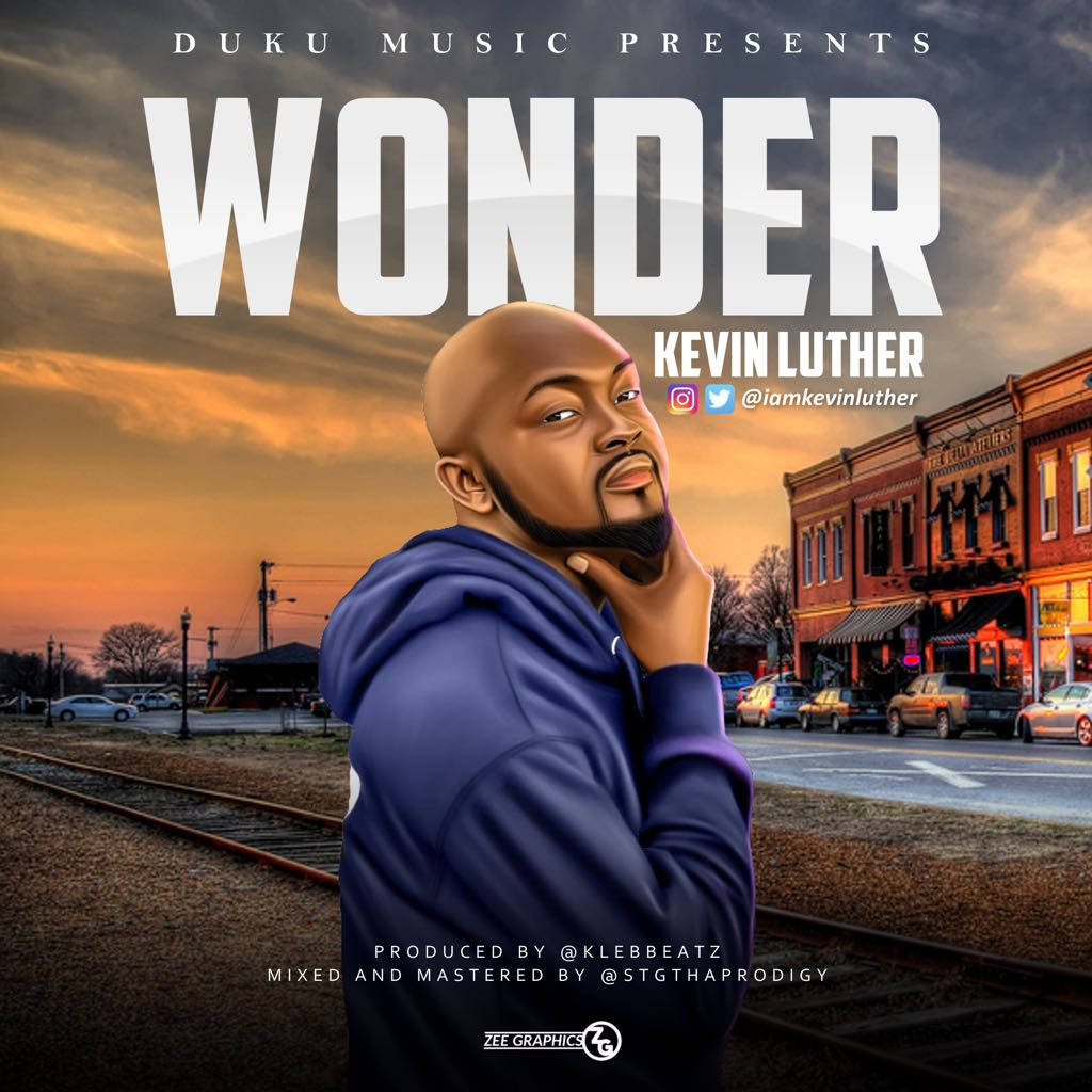 New Music: Kevin Luther - Wonder