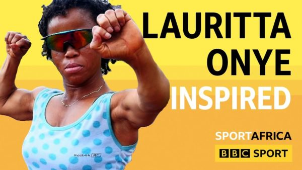 Paralympic Gold Medalist Lauritta Onye shares her Journey to Success   BellaNaija