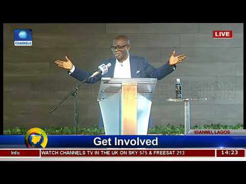 "#ThePlatformNG: Leke Alder questions why Nigerians seek Divine Intervention for ""Commonsensical things"" in Powerful Speech 