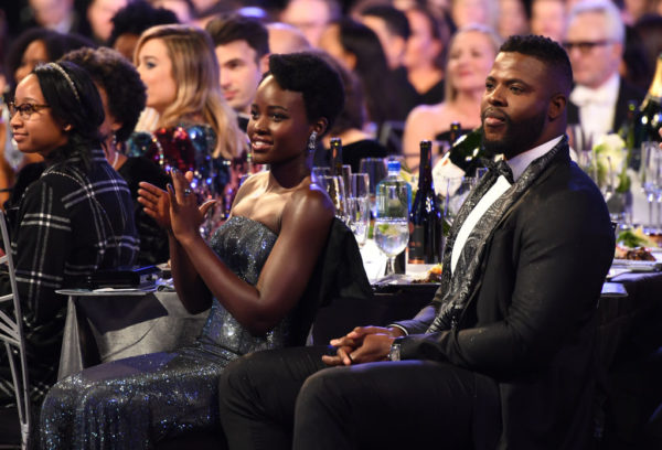 "Lupita Nyong'o & Winston Duke in talks to star in Jordan Peele's next film ""Us"" 