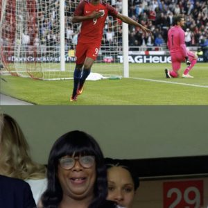 BN Sweet Spot: England's Marcus Rashford is taking his Mum to the World Cup ☺️