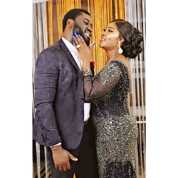 """When I look at you, I know that there is a God"" - Mercy Johnson Okojie has the best words for Husband on his Birthday 