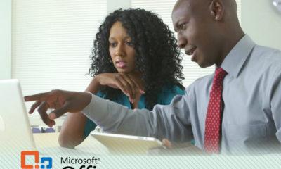 Microsoft Office Skills in this EmployMe Nigeria Masterclass