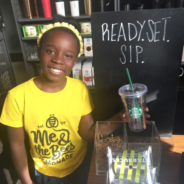 11-Year-Old lands $11 million deal to sell her Lemonades | BellaNaija