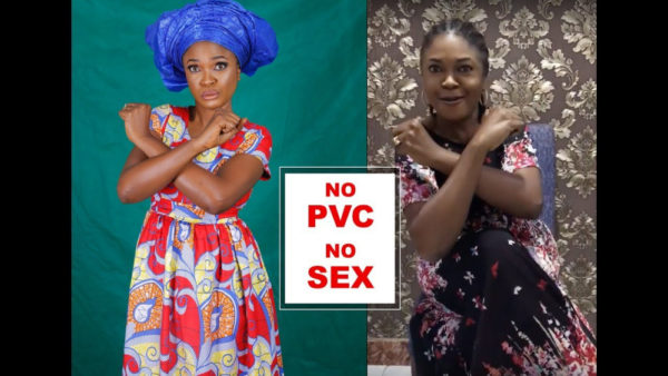 Omoni Oboli wants Wives to encourage their Husbands to get their PVC | WATCH on BN TV | BellaNaija