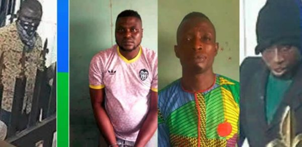 Offa Robbery: Police arrest 2 Wanted Suspects | BellaNaija